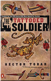 cover of The Tattooed Soldier